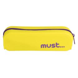 H&S - Must Silikon Kalem Kutu Sarı