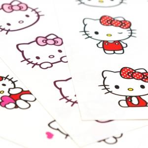 My Note - Mynote Hello Kitty 3'lü Sticker Seti 4780 (1)