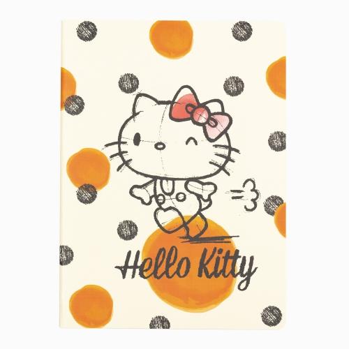 Mynote Hello Kitty Çizgili Defter 6020-6 4239