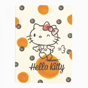 My Note - Mynote Hello Kitty Çizgili Defter 6020-6 4239