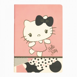 My Note - Mynote Hello Kitty Stapled Kareli Defter 6020-3 5800