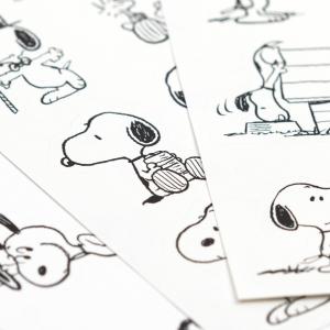 My Note - Mynote Peanuts 3'lü Sticker Seti 4797 (1)