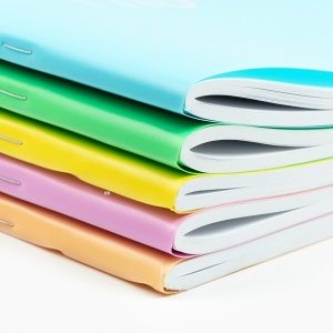 My Note - Mynote PRO A4 80 Yaprak Çizgisiz Okul Defteri Düz Renk 4075 (1)
