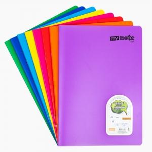 My Note - Mynote text A4 40 Yaprak Çizgili Okul Defteri Düz Renk 2663