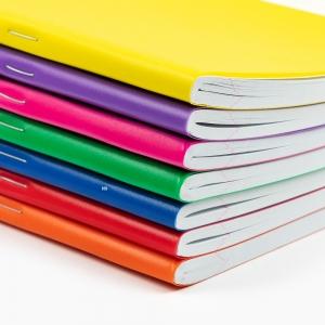 My Note - Mynote text A4 80 Yaprak Çizgili Okul Defteri Düz Renk 2717 (1)