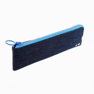 Nava Design - Nava Design Passanger Slim Kalem Çantası Mavi/Açık Mavi 3940