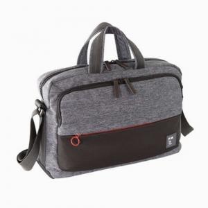 Nava Design - Nava Design Passenger Laptop/Ipad Çantası Grey/Orange 3772