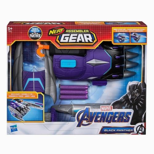 Nerf Avengers Assembler Gear Black Panther 6596