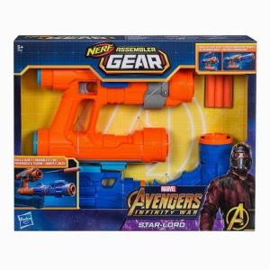 Nerf - Nerf Avengers Assembler Gear Star-Lord 4587