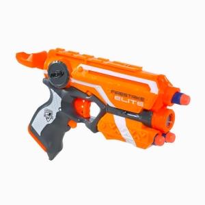 Nerf - Nerf N-Strike Elite Firestrike Turuncu 53378 3793 (1)