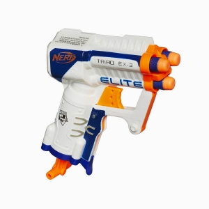 Nerf - Nerf N-Strike Elite Triad EX-3 A1690 3717 (1)