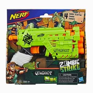 Nerf - Nerf Zombie Strike Quadrot E2673 3945