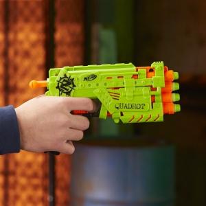 Nerf - Nerf Zombie Strike Quadrot E2673 3945 (1)