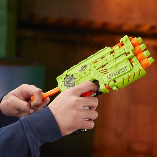 Nerf Zombie Strike Quadrot E2673 3945