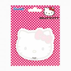 Notix - Notix Hello Kitty Şekilli Yapışkanlı Not Kağıdı 2455
