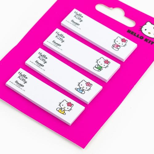 Notix Hello Kitty Yapışkanlı Ayraç Not Kağıdı 2479