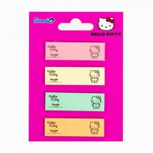 Notix - Notix Hello Kitty Yapışkanlı Ayraç Not Kağıdı Renkli 2486
