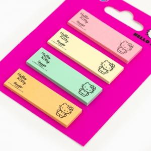Notix - Notix Hello Kitty Yapışkanlı Ayraç Not Kağıdı Renkli 2486 (1)