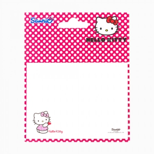 Notix - Notix Hello Kitty Yapışkanlı Not Kağıdı 2493
