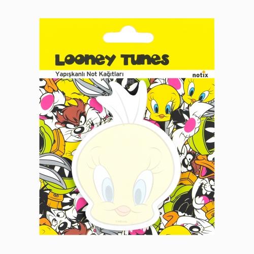 Notix Looney Tunes Şekilli Yapışkanlı Not Kağıdı 4626