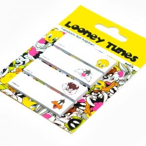 Notix - Notix Looney Tunes Yapışkanlı Ayraç Not Kağıdı 4633 (1)