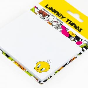 Notix - Notix Looney Tunes Yapışkanlı Not Kağıdı 4657 (1)