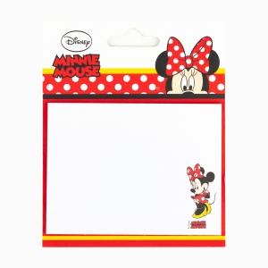 Notix - Notix Minnie Mouse Yapışkanlı Not Kağıdı 2509