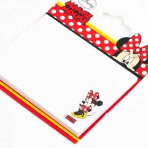 Notix - Notix Minnie Mouse Yapışkanlı Not Kağıdı 2509 (1)