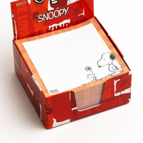 Notix Peanuts Küp Notluk Kırmızı 4565