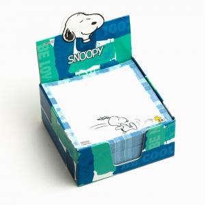 Notix - Notix Peanuts Küp Notluk Mavi 4565