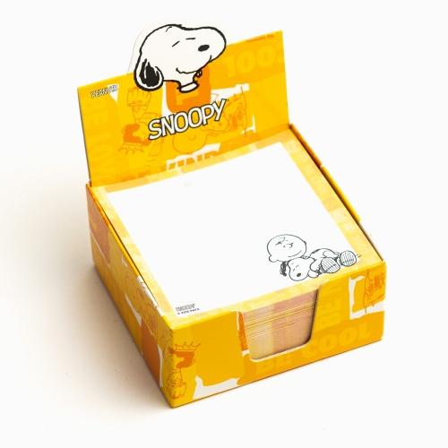 Notix Peanuts Küp Notluk Turuncu 4565