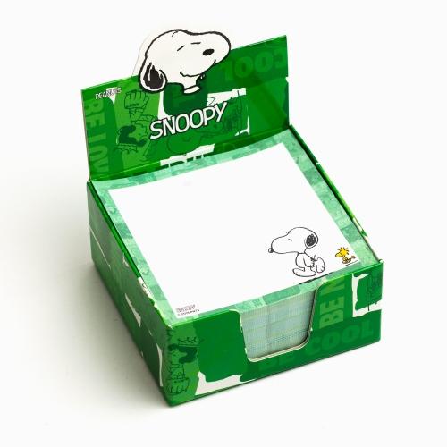 Notix Peanuts Küp Notluk Yeşil 4565
