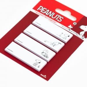 Notix - Notix Peanuts Yapışkanlı Ayraç Not Kağıdı 4534 (1)