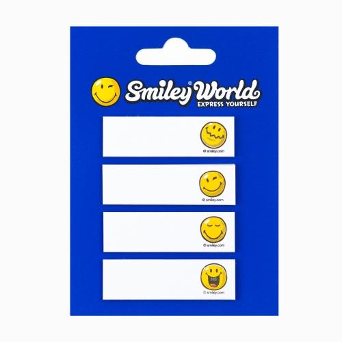 Notix Smiley World Yapışkanlı Ayraç Not Kağıdı 2561