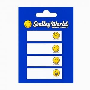 Notix - Notix Smiley World Yapışkanlı Ayraç Not Kağıdı 2561