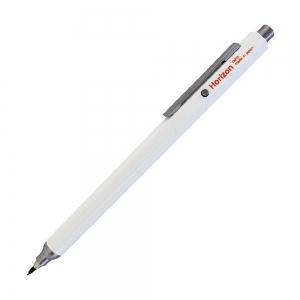 Ohto - OHTO Horizon 0.5 mm Mekanik Kurşun Kalem Beyaz 4415