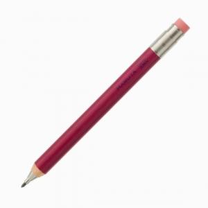 Ohto - OHTO Maruta Sharp Pencil Ahşap 2.0 mm Mekanik Kurşun Kalem Fuşya APS-680M-RD 1666