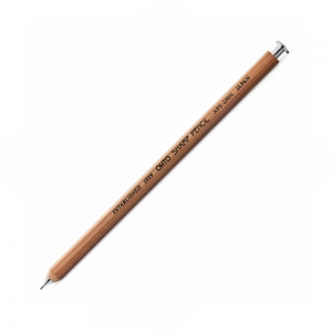 Ohto - OHTO Sharp Pencil 0.5 mm Ahşap Mekanik Kurşun Kalem APS-250N 6101