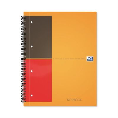 Oxford Notebook A4 Çizgili Defter
