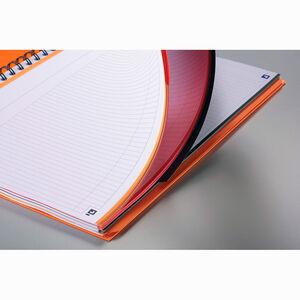 Oxford Filingbook A4 Çizgili Defter Turuncu 5026 - Thumbnail