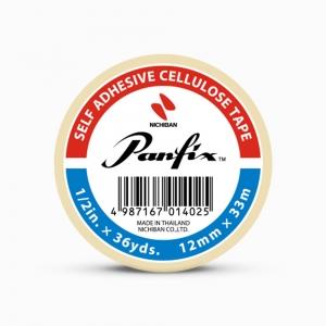 Panfix - Panfix Selefon Bant 12mm X 33m (Para Bandı, Ofis Bandı) 4025