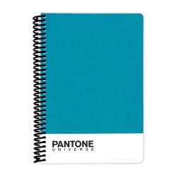 Deffter - PANTONE Mavi A5 Çizgili Defter