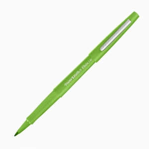 Paper Mate - Paper Mate Flair M Keçeli Kalem Açık Yeşil 8755