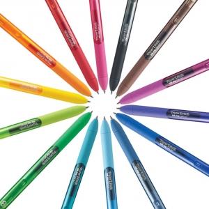 Paper Mate - Paper Mate Ink Joy 0.7 mm Pembe 9740 (1)