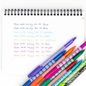 Paper Mate - Paper Mate Ink Joy 100 1.0 Tükenmez Kalem Blue 8473 (1)