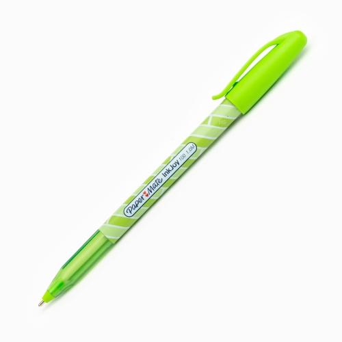 Paper Mate Ink Joy 100 1.0 Tükenmez Kalem Light Green 8466