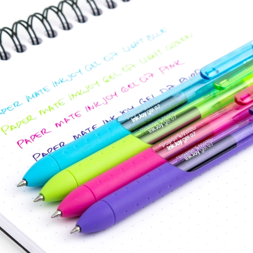 Paper Mate Ink Joy 4'lü Canlı Renk Jel Kalem Seti 0488
