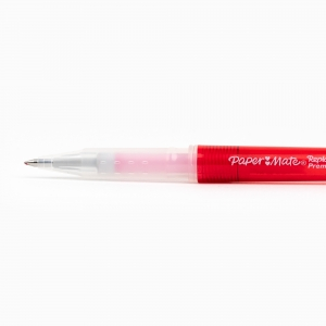 Paper Mate - Paper Mate Replay Premium 0.7 Silinebilir Jel Kalem Red 2254 (1)