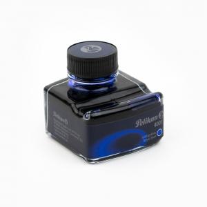 Pelikan - Pelikan 4001 50 ml Royal Blue Kalem Standlı Şişe Mürekkep