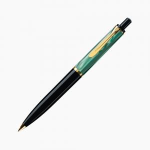 Pelikan - Pelikan D200 0.7 mm Mekanik Kurşun Kalem Sedef Yeşil